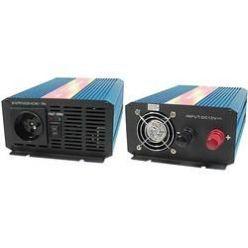 Carspa P600-12, 12V/230V 600W