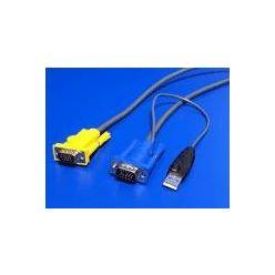 Kabel pro přepínač počítačů 14.99.3222/23, USB, 3m