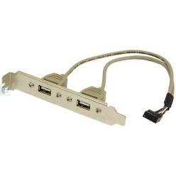 USB 2.0 záslepka do PCI pozice pro základní desky