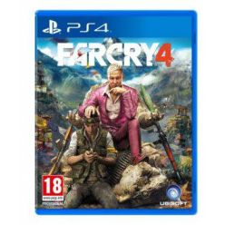 PS4 hra Far Cry 4