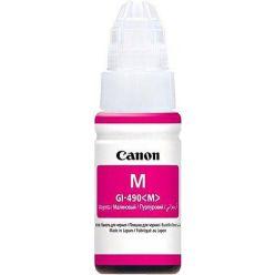 Canon GI-490 Magenta, purpurový inkoust, 70ml