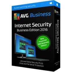 AVG Internet Security Business Edition, 2PC (3roky) (SALES NUMBER) email