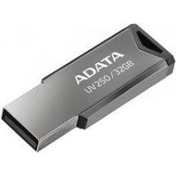 ADATA UV250 32GB flash disk, USB 2.0, kovový