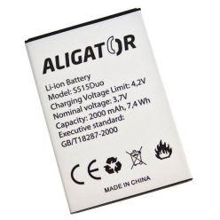 Aligator baterie S515 Duo, Li-Ion 2000 mAh, originální