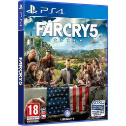PS4 hra Far Cry 5