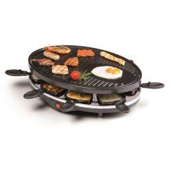 Raclette gril DOMO DO9038G pro 8 lidí, 1200W