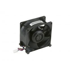 FAN-0129L4 větrák pro SC827 (80mm×80mm×38mm, 1,95A, 1100rpm, 116CFM, 62,5dBA)