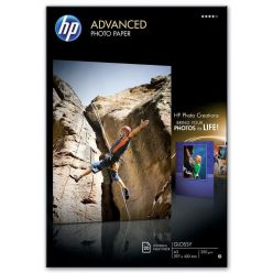 HP Advanced Glossy Photo Paper, A3, 250g, lesklý, 20 listů