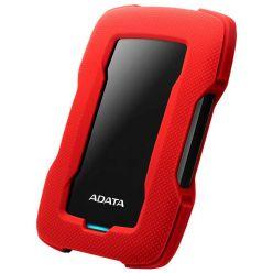 "ADATA HD330 - 1TB externí 2.5"" HDD, USB 3.0, červený"