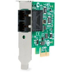 Allied Telesis, 100Mbps Fiber adapter card, PCIe, SC connector