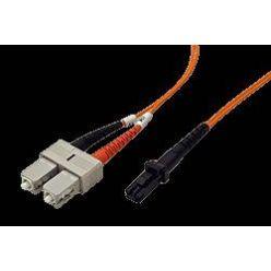 Optický patchkabel MTRJ-SC 50/125 (multi mode), duplex, 2m