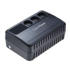CyberPower Backup Utility UPS 650VA/360W - 3 české zásuvky