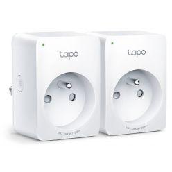 TP-Link Tapo P100(2-pack) Mini inteligentní wifi zásuvka