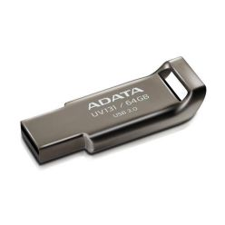 ADATA UV131 - 64GB, flash disk, USB 3.0, kovový