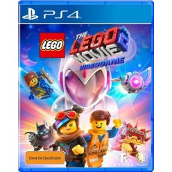 PS4 hra LEGO Movie 2 Videogame