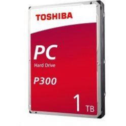 "Toshiba P300 1TB, 3.5"" HDD, 7200rpm, 64MB, NCQ, AF, SATA III, bulk"