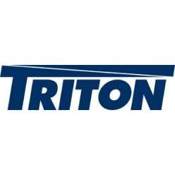 """Triton 19"""" rozvaděč stojanový 37U/800x1000, plechové dveře"""