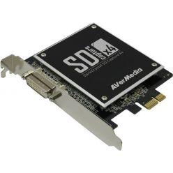 AVERMEDIA DarkCrystal SD Capture x4 (C968) PCI-E, nahrávací/střihová karta, SDK kit