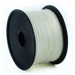 GEMBIRD 3D PLA plastové vlákno pro tiskárny, průměr 1,75mm, 1kg, natural