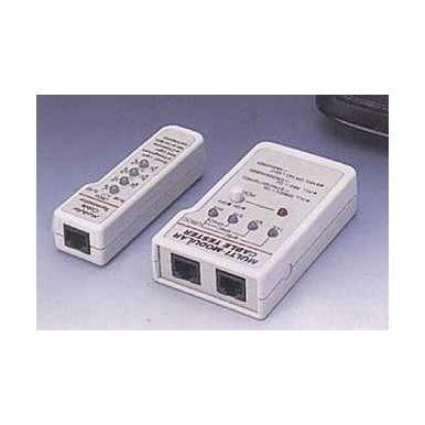 Tester LAN pro sítě UTP/STP vč. remote adapteru