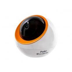Kamera Securia Pro Peki IP, WiFi 2,4GHz, 2Mpx, přísvit 30m