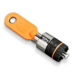 Kensington bezpečnostní skříňový zámek MicroSaver - single klíč