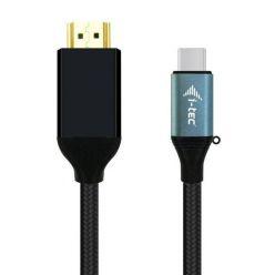 i-tec USB-C -> HDMI 2.0 kabelový adaptér, 2160p, 1.5m