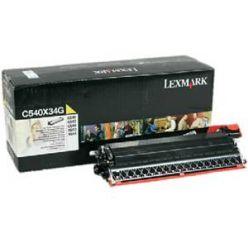 Lexmark X544x originální developer unit 0C540X34G, yellow, 30000str.