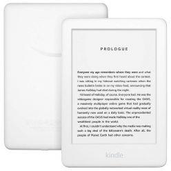 Amazon Kindle TOUCH 2020, 8GB, Wi-Fi, sponzorovaná verze, bílá