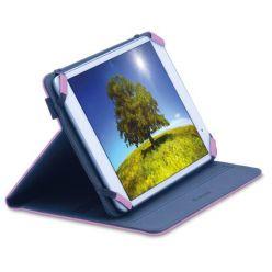 """Univerzální pouzdro CellularLine Vision pro tablety s úhlopříčkou do 7"""", růžové"""