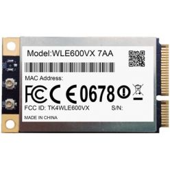 Compex WLE600NX miniPCIe, 802.11ac, 2.4 a 5GHz, 2x u.FL