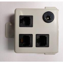 FiskalPRO Otevírač pokladního šuplíku napájecí zdroj + ethernet kabel