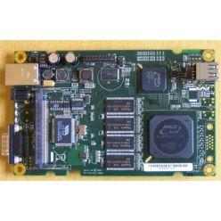 Základní deska PC Engines 3D2 (LX800 / 256 MB / 1 LAN / 2 miniPCI)