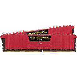 Corsair Vengeance LPX Red 2x16GB DDR4 2666MHz, CL16-18-18-35, DIMM, XMP2.0