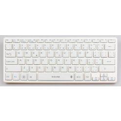 EVOLVEO WK29W Bluetooth klávesnice, bílá