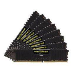Corsair Vengeance LPX Black 8x16GB DDR4 3000MHz, CL16-18-18-36, DIMM, 1.35V, XMP 2.0