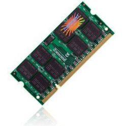 Transcend 1GB, SODIMM DDR2, 667Mhz, CL5