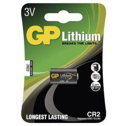 GP baterie CR2, 3V / 850mAh