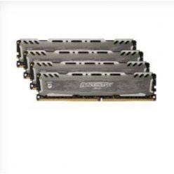 Crucial Ballistix Sport LT Grey 4x8GB DDR4 2666MHz CL16 SR DIMM