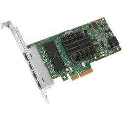 Intel Ethernet Server Adapter I350-T4, bulk