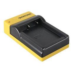 PATONA nabíječka Foto Panasonic DMW-BLF19 slim, USB