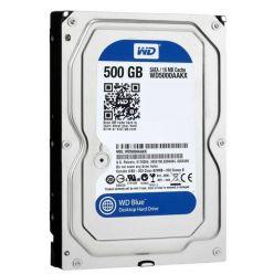 """WD Blue 500GB, 3.5"""" HDD, 7200rpm, 32MB, SATA III"""