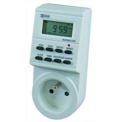 Spínací hodiny TS-EF1, digitální - 1 zásuvka
