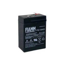 Baterie - Fiamm FG10451 (6V/4,5Ah - Faston 187)