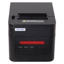 Xprinter pokladní termotiskárna C260-L, rychlost 260mm/s, až 80mm, USB, LAN, autocutter, zvukový a světelný signál