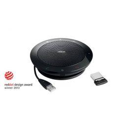 Jabra SPEAK 510+ MS Speakerphone for UC & BT, USB