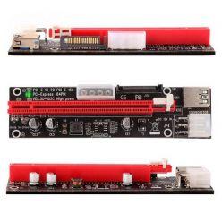 Aktivní redukce riser PCIe-x1 -> PCIe-x16, molex (SU_103C)