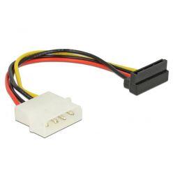 Delock Cable Power SATA HDD > 4 pin male, Delock Cable Power SATA HDD > 4 pin male