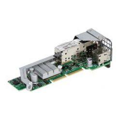 SUPERMICRO MicroLP 10 GbE LAN card, Port: 2x SFP+ and 2x USB 2.0 ports,micro LP -PCI-E 2.0