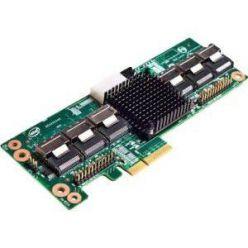 INTEL 36-port SAS Expander, Dual-port enabled expander, spare for Intel JBOD systems